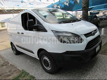 Foto venta Auto Seminuevo Ford Transit Custom Transit Van Corta Diesel (2015) color Blanco precio $290,000