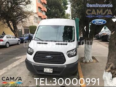 foto Ford Transit Larga Gasolina Aut