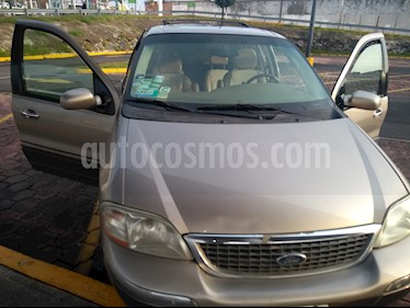 Foto venta Auto Seminuevo Ford Windstar Limited (2003) color Arena Dorada precio $60,000