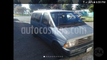 Ford Windstar Version Sin Siglas V6,3.8i,12v A 2 1 usado (1992) color Azul precio u$s6.000