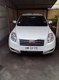 Foto venta Auto usado Geely EX7 GL NAV (2015) color Blanco precio $7.000.000