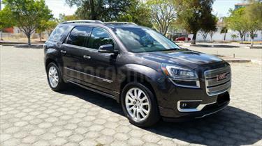 Foto venta Auto usado GMC Acadia Denali (2016) color Negro Grafito precio $485,000