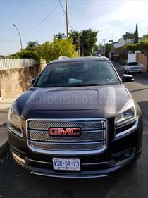 Foto venta Auto Seminuevo GMC Acadia Denali  (2013) color A eleccion precio $370,000