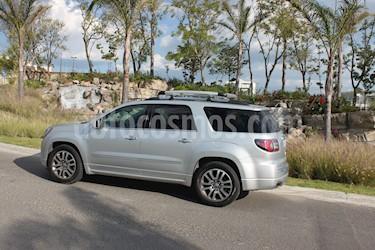 Foto venta Auto Seminuevo GMC Acadia Denali  (2013) color Plata precio $345,000