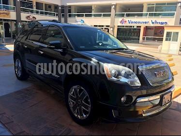 Foto venta Auto Seminuevo GMC Acadia Denali (2012) color Negro precio $295,000