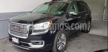 Foto venta Auto Usado GMC Acadia Denali (2014) color Negro precio $359,900