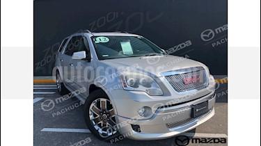 Foto venta Auto Usado GMC Acadia Denali (2012) color Plata precio $249,000