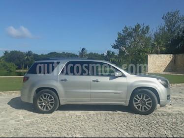 Foto venta Auto Seminuevo GMC Acadia Denali (2014) color Plata precio $370,000