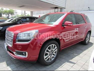 Foto venta Auto Seminuevo GMC Acadia Denali (2014) color Rojo precio $365,000