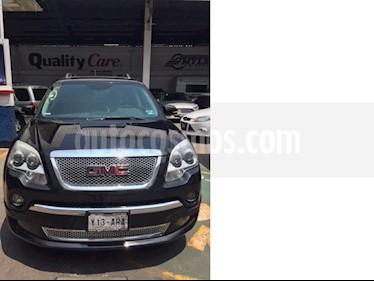 Foto venta Auto usado GMC Acadia Denali (2012) color Negro precio $259,000