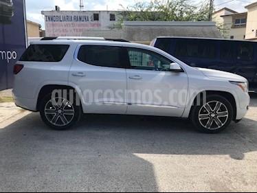 Foto venta Auto Seminuevo GMC Acadia Denali (2017) color Blanco Oxford precio $620,000