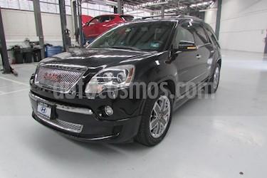 Foto venta Auto Seminuevo GMC Acadia Denali (2012) color Negro precio $296,000