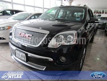 Foto venta Auto Seminuevo GMC Acadia Denali (2012) color Negro precio $235,000