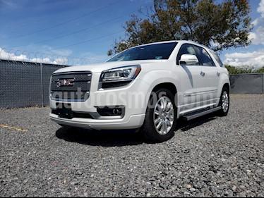Foto venta Auto Seminuevo GMC Acadia Denali (2016) color Blanco precio $490,000
