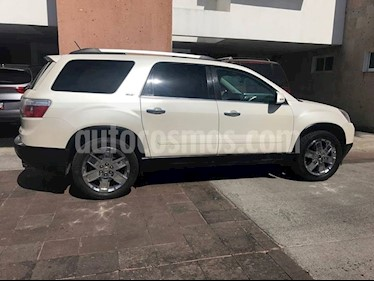 Foto venta Auto Seminuevo GMC Acadia Paq. A (275Hp) (2011) color Blanco Amalfi precio $94,000