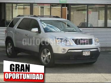 Foto venta Auto Seminuevo GMC Acadia Paq. B (2012) color Plata precio $268,000