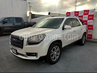 Foto venta Auto Seminuevo GMC Acadia Paq. B (2015) color Blanco precio $380,000