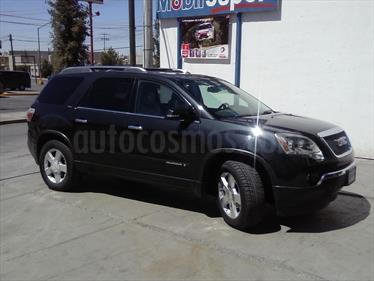 Foto venta Auto Seminuevo GMC Acadia Paq. C (275Hp) (2007) color Negro precio $175,000
