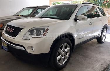 Foto venta Auto Usado GMC Acadia Paq. C (275Hp) (2008) color Blanco Candy precio $185,000