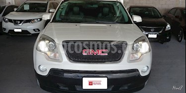 Foto venta Auto Seminuevo GMC Acadia Paq. C (275Hp) (2009) color Blanco precio $154,500