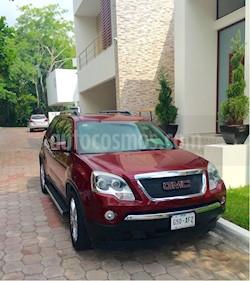 Foto venta Auto usado GMC Acadia Paq. C (2011) color Rojo Obscuro precio $210,000