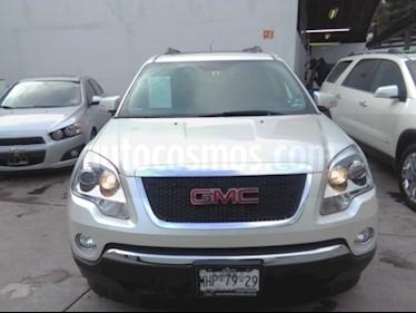 Foto venta Auto Seminuevo GMC Acadia Paq. C (2012) color Blanco Diamante precio $269,000