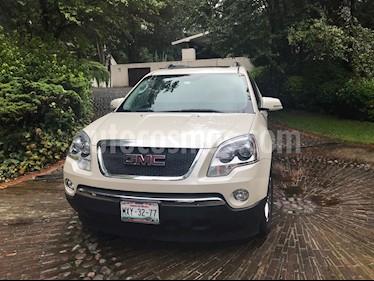 Foto venta Auto usado GMC Acadia Paq. C (2010) color Blanco precio $198,000
