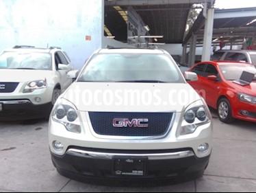 Foto venta Auto Seminuevo GMC Acadia Paq. D (2010) color Blanco Diamante precio $219,000