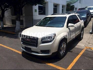 Foto venta Auto Seminuevo GMC Acadia SLT 2 (2015) color Blanco precio $409,900