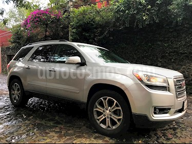 Foto venta Auto Seminuevo GMC Acadia SLT (2014) color Plata Brillante precio $350,000