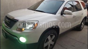 Foto venta Auto usado GMC Acadia SLT (2010) color Blanco precio $192,000