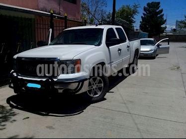 Foto venta Auto Seminuevo GMC Sierra Cabina Regular Paq B 4x4 (2009) color Blanco precio $235,000