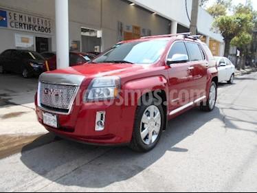 Foto venta Auto Seminuevo GMC Terrain DENALI TERRAIN (2015) color Rojo Tinto precio $339,000