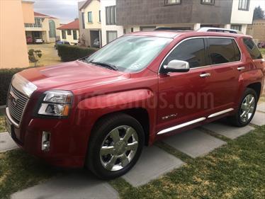 Foto venta Auto Seminuevo GMC Terrain Denali (2015) color Rojo Tinto precio $350,000