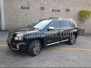 Foto venta Auto Seminuevo GMC Terrain Denali  (2016) color Negro precio $390,000
