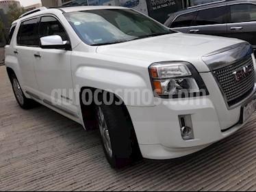 Foto venta Auto Usado GMC Terrain Denali  (2013) color Blanco precio $269,500