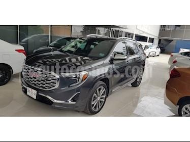 Foto venta Auto Usado GMC Terrain Denali  (2018) color Gris precio $560,000