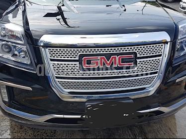 Foto venta Auto usado GMC Terrain Denali (2017) color Negro Carbon precio $425,000