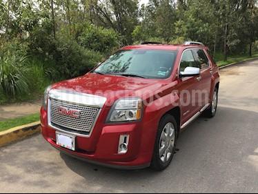 Foto venta Auto Seminuevo GMC Terrain Denali (2015) color Rojo Tinto precio $325,000
