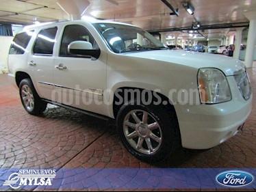 Foto venta Auto Seminuevo GMC Yukon Denali AWD (2011) color Blanco precio $245,000