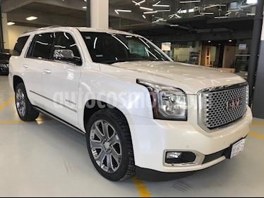Foto venta Auto Seminuevo GMC Yukon Denali AWD (2015) color Blanco precio $640,000
