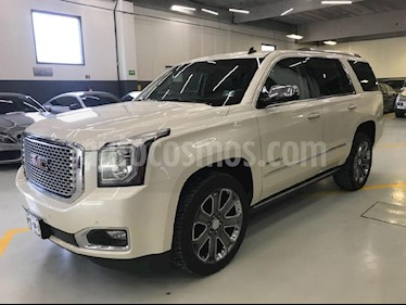 Foto venta Auto Seminuevo GMC Yukon Denali (2015) color Blanco precio $640,000