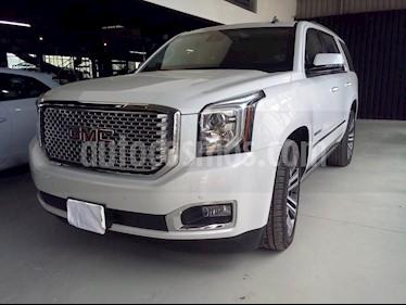 GMC Yukon Denali usado (2017) color Blanco precio $1,600,000