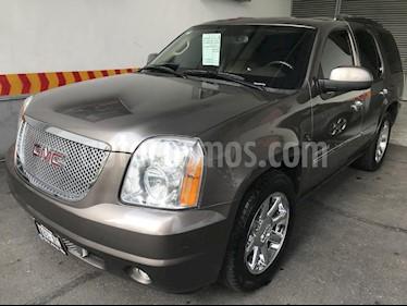 Foto venta Auto Usado GMC Yukon Paq C (2012) color Cafe precio $485,000