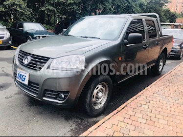 Great Wall Wingle 5 2.4L SE 4x2 DC usado (2016) color Gris Grafito precio $31.900.000
