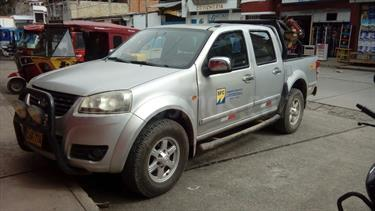 Foto venta Auto usado Great Wall Wingle 2.8L 4x4 Luxury (2012) color Gris Claro precio u$s8,000