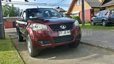 foto Great Wall Wingle5 2.8 Diésel SE 4X4  usado (2013) color Bordó precio $6.700.000