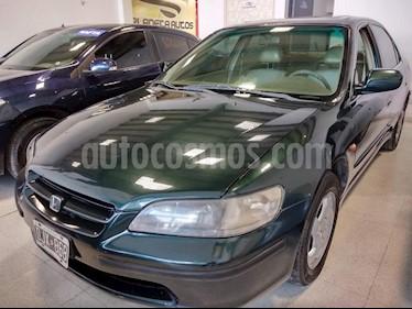 Foto venta Auto usado Honda Accord 2.3 EXR Aut (2000) color Verde Oscuro precio $159.000