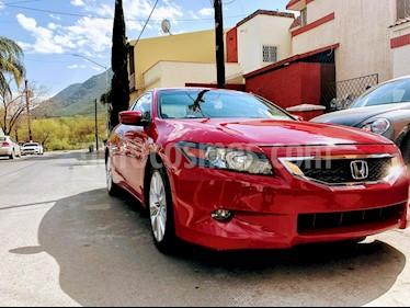 Foto venta Auto usado Honda Accord Coupe 3.0L V6 Aut (2008) color Rojo precio $125,000