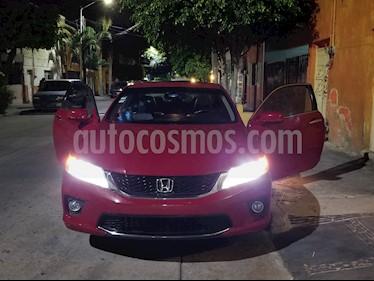 Foto venta Auto usado Honda Accord Coupe 3.0L V6 Aut (2013) color Rojo precio $227,000